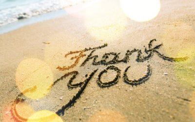 7 Steps to Raising Your Vibration #6 Gratitude